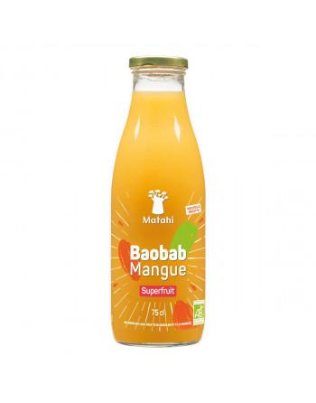 Napój z baobabu i mango,...