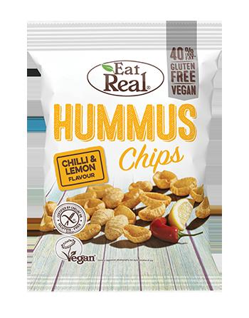 Chipsy z ciecierzycy o...