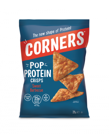 Chipsy proteinowe o smaku BBQ