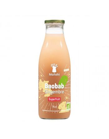 Napój z baobabu z dodatkiem...